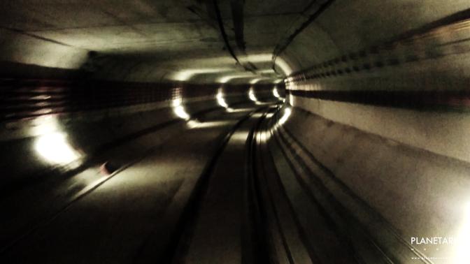 Un (relajante) viaje por la nueva Línea 9 Sud del Metro de Barcelona