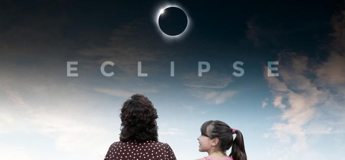 """Banner del cortometraje """"Eclipse"""""""