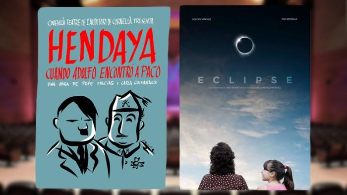 """Estreno conjunto de """"Eclipse"""" y """"Hendaya, cuando Adolfo encontró a Paco"""""""