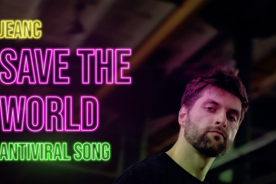 Save the World (Antiviral Song), by JeanC