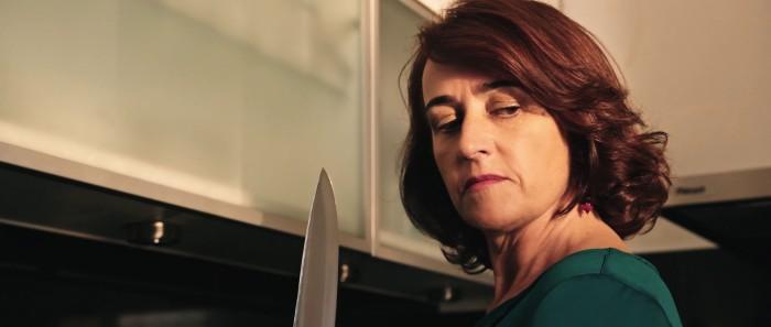 "Rosa Maria Diaz es Ana en ""La Mujer Invertida"", del director Santi Planet"